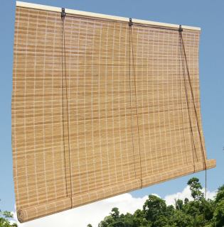 Made To Measure Bamboo Blinds In Ireland